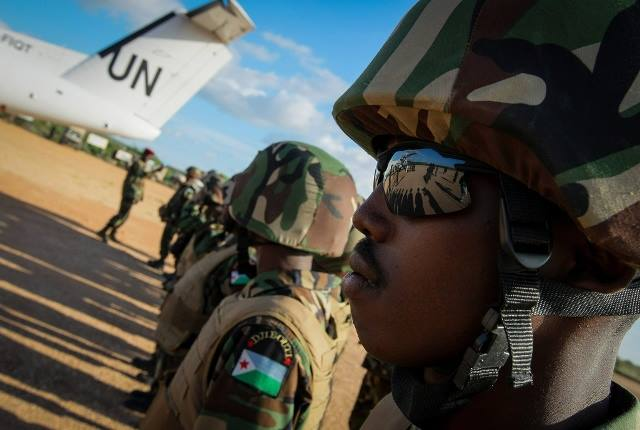 © All Rights Reserved 2015 AMISOM - African Union Mission In Somalia | Peacekeeping Mission | Somalia