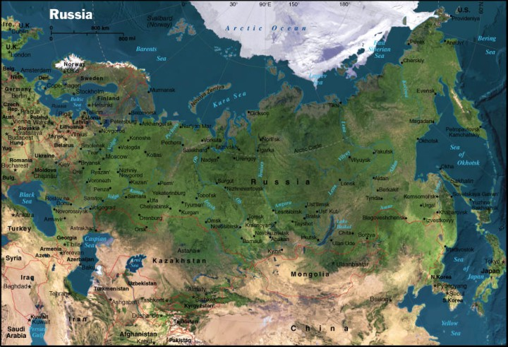 large_physical_map_of_russia